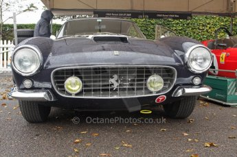 © Octane Photographic 2011 – Goodwood Revival 17th September 2011. Ferrari 250. Digital Ref : 0179LW7D7299