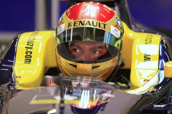 © Octane Photographic 2011. GP2 Official pre-season testing, Barcelona, Tuesday 19th April 2011. Super Nova Racing - Fairuz Fauzy. Digital Ref : 0052CB7D0082