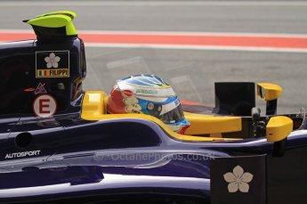 © Octane Photographic 2011. GP2 Official pre-season testing, Barcelona, Tuesday 19th April 2011. Super Nova Racing - Luca Filippi. Digital Ref : 0052CB7D0133