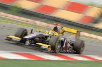 © Octane Photographic 2011. GP2 Official pre-season testing, Barcelona, Tuesday 19th April 2011. Super Nova Racing - Fairuz Fauzy. Digital Ref : 0052CB7D0267
