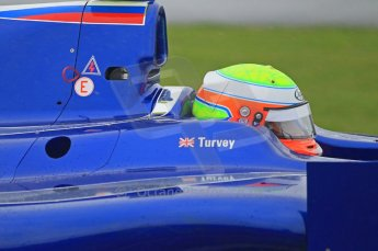 © Octane Photographic 2011. GP2 Official pre-season testing, Silverstone, Tuesday 5th April 2011. Carlin - Oliver Turvey. Digital Ref : 0039CB1D6157