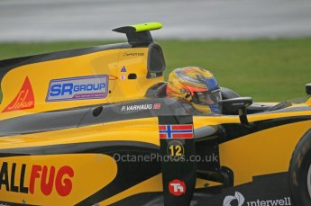© Octane Photographic 2011. GP2 Official pre-season testing, Silverstone, Tuesday 5th April 2011. DAMS - Pal Varhaug. Digital Ref : 0039CB1D6166