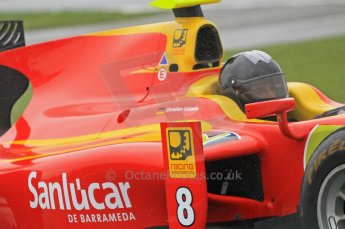 © Octane Photographic 2011. GP2 Official pre-season testing, Silverstone, Tuesday 5th April 2011. Racing Engineering - Christian Vietoris. Digital Ref : 0039CB1D6206