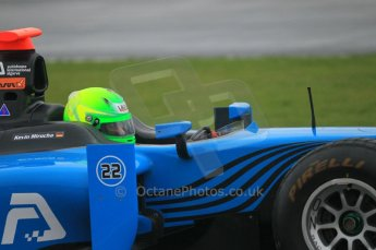 © Octane Photographic 2011. GP2 Official pre-season testing, Silverstone, Tuesday 5th April 2011. Ocean Racing - Kevin Mirocha. Digital Ref : 0039CB1D6306