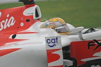 © Octane Photographic 2011. GP2 Official pre-season testing, Silverstone, Tuesday 5th April 2011. Team Air Asia - Luiz Razia. Digital Ref : 0039CB1D6319