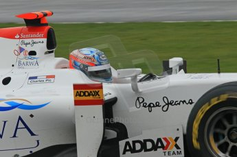 © Octane Photographic 2011. GP2 Official pre-season testing, Silverstone, Tuesday 5th April 2011. Addax - Charles Pic. Digital Ref : 0039CB1D6378