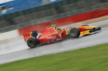 © Octane Photographic 2011. GP2 Official pre-season testing, Silverstone, Tuesday 5th April 2011. Racing Engineering - Christian Vietoris. Digital Ref : 0039CB1D6447