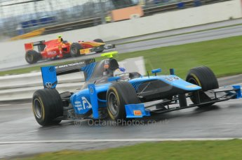 © Octane Photographic 2011. GP2 Official pre-season testing, Silverstone, Tuesday 5th April 2011. Ocean Racing - Jonny Cecotto Jnr.. Digital Ref : 0039CB1D6471