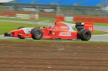© Octane Photographic 2011. GP2 Official pre-season testing, Silverstone, Tuesday 5th April 2011. Arden International - Josef Kral. Digital Ref : 0039CB1D6642