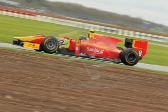 © Octane Photographic 2011. GP2 Official pre-season testing, Silverstone, Tuesday 5th April 2011. Racing Engineering - Christain Vietoris. Digital Ref : 0039CB1D6696