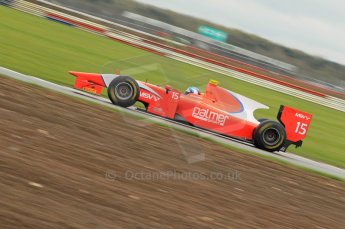 © Octane Photographic 2011. GP2 Official pre-season testing, Silverstone, Tuesday 5th April 2011. Digital Ref : 0039CB1D6713