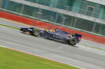 © Octane Photographic 2011. GP2 Official pre-season testing, Silverstone, Tuesday 5th April 2011. Super Nova - Fairuz Fauzi. Digital Ref : 0039CB1D6935