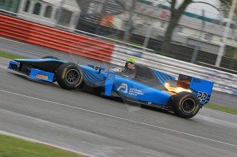 © Octane Photographic 2011. GP2 Official pre-season testing, Silverstone, Tuesday 5th April 2011. Ocean Racing - Jonny Cecotto Jnr. Digital Ref : 0039CB1D7221