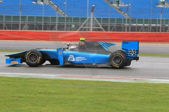 © Octane Photographic 2011. GP2 Official pre-season testing, Silverstone, Tuesday 5th April 2011. Ocean Racing - Jonny Cecotto Jnr. Digital Ref : 0039CB1D7310