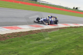 © Octane Photographic 2011. GP2 Official pre-season testing, Silverstone, Tuesday 5th April 2011. Carlin - Oliver Turvey. Digital Ref : 0039CB1D7521