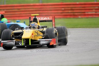 © Octane Photographic 2011. GP2 Official pre-season testing, Silverstone, Tuesday 5th April 2011. DAMS - Pal Varhaug. Digital Ref : 0039CB7D0527