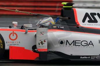 © Octane Photographic 2011. GP2 Official pre-season testing, Silverstone, Tuesday 5th April 2011. Rapax - Julien Leal. Digital Ref : 0039CB7D1130