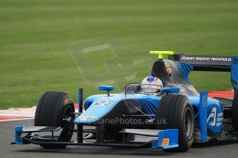 © Octane Photographic 2011. GP2 Official pre-season testing, Silverstone, Tuesday 5th April 2011. Ocean Racing - Jonny Cecotto Jnr. Digital Ref : 0039CB7D1154