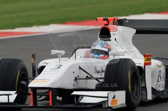 © Octane Photographic 2011. GP2 Official pre-season testing, Silverstone, Tuesday 5th April 2011. Barwa Addax Team - Charles Pic. Digital Ref : 0039CB7D1304