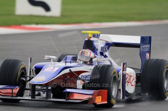 © Octane Photographic 2011. GP2 Official pre-season testing, Silverstone, Tuesday 5th April 2011. Trident racing - Stefano Coletti. Digital Ref : 0039CB7D1384