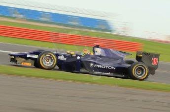 © Octane Photographic 2011. GP2 Official pre-season testing, Silverstone, Wednesday 6th April 2011. Super Nova - Fairuz Fauzi. Digital Ref : 0040CB1D7927