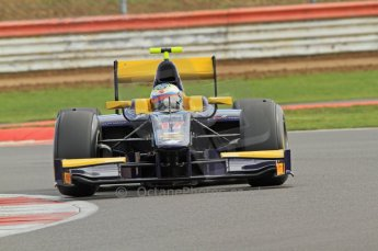 © Octane Photographic 2011. GP2 Official pre-season testing, Silverstone, Wednesday 6th April 2011. Super Nova - Luca Filippi. Digital Ref : 0040CB7D1659