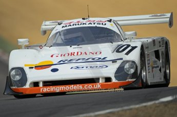 © Octane Photographic 2011. Group C Racing – Brands Hatch, Sunday 3rd July 2011. Digital Ref : 0106CB1D1523