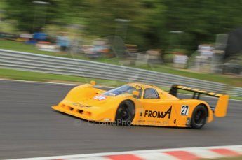 © Octane Photographic 2011. Group C Racing – Brands Hatch, Sunday 3rd July 2011. Digital Ref : 0106CB7D7959