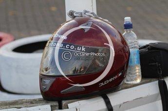© Octane Photographic Ltd. 2011. Milton Keynes Daytona Karting, Forget-Me-Not Hospice charity racing. Sunday October 30th 2011. Digital Ref : 0194lw7d0060