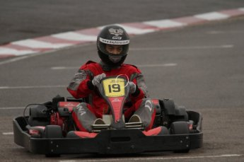 © Octane Photographic Ltd. 2011. Milton Keynes Daytona Karting, Forget-Me-Not Hospice charity racing. Sunday October 30th 2011. Digital Ref : 0194lw7d9350