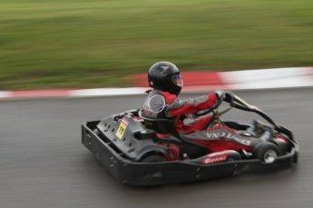 © Octane Photographic Ltd. 2011. Milton Keynes Daytona Karting, Forget-Me-Not Hospice charity racing. Sunday October 30th 2011. Digital Ref : 0194lw7d9823