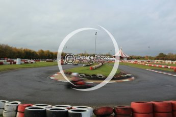 © Octane Photographic Ltd. 2011. Milton Keynes Daytona Karting, Forget-Me-Not Hospice charity racing. Sunday October 30th 2011. Digital Ref : 0194cb1d7866