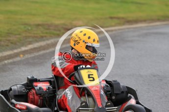 © Octane Photographic Ltd. 2011. Milton Keynes Daytona Karting, Forget-Me-Not Hospice charity racing. Sunday October 30th 2011. Digital Ref : 0194cb7d8352