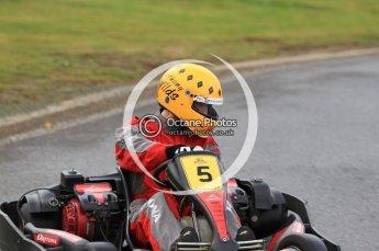 © Octane Photographic Ltd. 2011. Milton Keynes Daytona Karting, Forget-Me-Not Hospice charity racing. Sunday October 30th 2011. Digital Ref : 0194cb7d8352