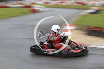 © Octane Photographic Ltd. 2011. Milton Keynes Daytona Karting, Forget-Me-Not Hospice charity racing. Sunday October 30th 2011. Digital Ref : 0194cb7d8414