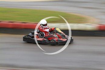 © Octane Photographic Ltd. 2011. Milton Keynes Daytona Karting, Forget-Me-Not Hospice charity racing. Sunday October 30th 2011. Digital Ref : 0194cb7d8546