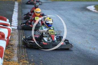 © Octane Photographic Ltd. 2011. Milton Keynes Daytona Karting, Forget-Me-Not Hospice charity racing. Sunday October 30th 2011. Digital Ref : 0194cb7d9653