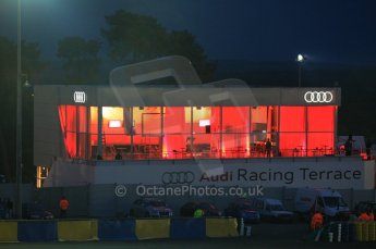 © Octane Photographic 2011. Le Mans night qualifying 9th June 2011. La Sarthe, France. Digital Ref : 0077CB1D0828