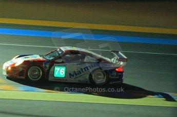 © Octane Photographic 2011. Le Mans night qualifying 9th June 2011. La Sarthe, France. Digital Ref : 0077CB1D0879