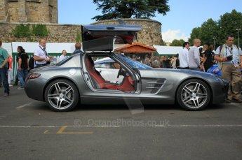 © Octane Photographic 2011. Le Mans Drivers' parade, 10th June 2011. Digital Ref : 0078CB1D1089