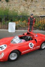 © Octane Photographic 2011. Le Mans Drivers' parade, 10th June 2011. Digital Ref : 0078CB1D1141