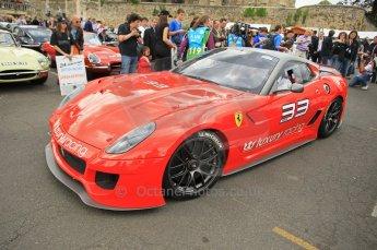 © Octane Photographic 2011. Le Mans Drivers' parade, 10th June 2011. Digital Ref : 0078CB1D1177