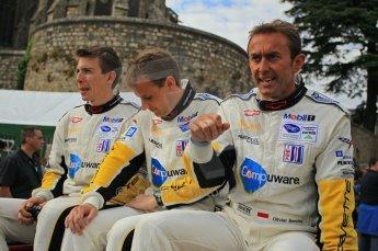 © Octane Photographic 2011. Le Mans Drivers' parade, 10th June 2011. Digital Ref : 0078CB1D1240