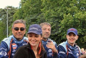 © Octane Photographic 2011. Le Mans Drivers' parade, 10th June 2011. Digital Ref : 0078LW7D5204
