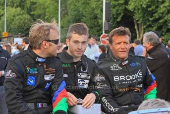 © Octane Photographic 2011. Le Mans Drivers' parade, 10th June 2011. Digital Ref : 0078LW7D5272