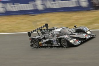 © Octane Photographic 2011. Le Mans finish line and podium - Sunday 11th June 2011. La Sarthe, France. Digital Ref : 0263cb1d3603