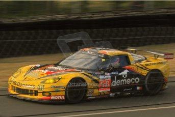 © Octane Photographic 2011. Le Mans Race - Saturday 10th June 2011. La Sarthe, France. Digital Ref : 0112cb7d6302
