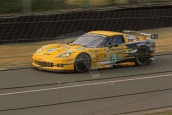 © Octane Photographic 2011. Le Mans Race - Saturday 10th June 2011. La Sarthe, France. Digital Ref : 0112cb7d6347