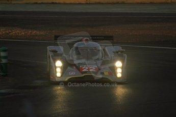 © Octane Photographic 2011. Le Mans Race - Saturday 10th June 2011. La Sarthe, France. Digital Ref : 0112cb7d7121