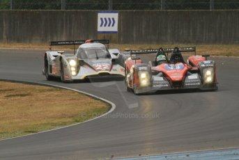 © Octane Photographic 2011. Le Mans Race - Saturday 10th June 2011. La Sarthe, France. Digital Ref : 0112cb7d7326